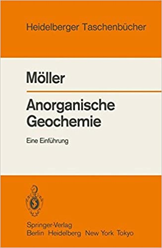 Book Anorganische Geochemie: Eine Einführung (Heidelberger Taschenbücher)