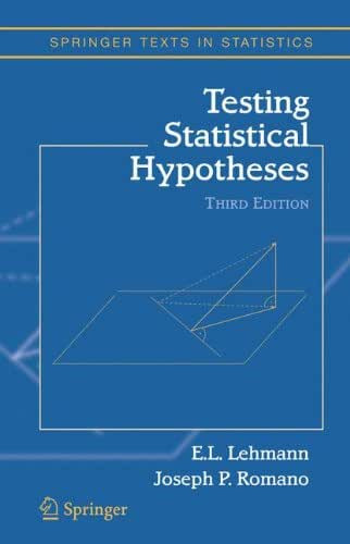 Testing Statistical Hypotheses (Springer Texts in Statistics)