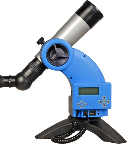 iOptron 9402 Astroboy 60mm Computerized Telescope (Astro Blue) by iOptron