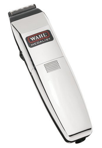 Wahl 5537-715 Medalist Battery Operated Beard and Mustache Trimmer