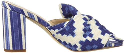 Multi Women's Oda Sam Blue Edelman Heeled Sandal qfn5xzY6