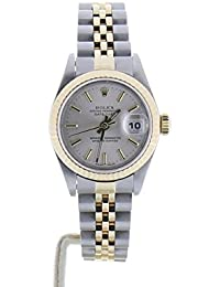 Datejust automatic-self-wind womens Watch 79173 (Certified Pre-owned)