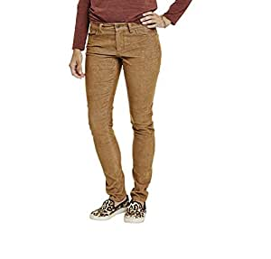 Carve Designs Women's Pacific Cord Pants, Caramel, 02