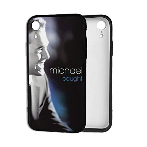 DonaldKAlford Michael Buble Caught in The Act Luxury Fashion Case for iPhone XR,6.1 Inches (Michael Buble Caught In The Act Home)