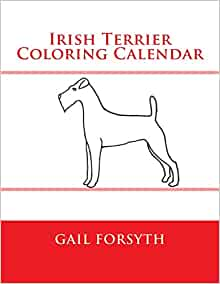 irish terrier coloring pages - photo#14