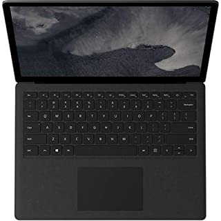"Microsoft Surface Laptop 2 - 13.5"" - 1.9Ghz Intel Quad-Core i7 8650U - 8GB - 256GB SSD - Win 10 pro - JKQ-00066 (Renewed)"