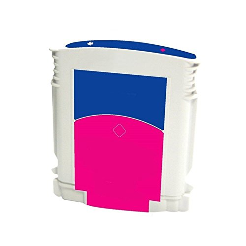 3x G&G Magenta Ink Cartridge Remanufactured Inkjet Compatible with HP C4837A HP No. 11 Magenta