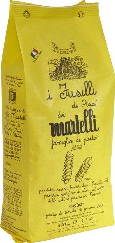 Fusilli Pisa Martelli Pasta Tuscany product image