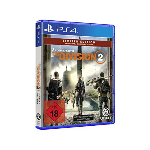 chollos oferta descuentos barato Tom Clancy s The Division 2 Limited Edition PlayStation 4 Importación alemana