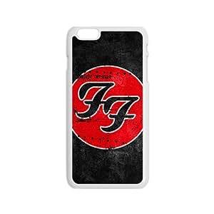 Rockband Modern Fashion Guitar hero and rock legend Phone Case for iPhone 6 wangjiang maoyi