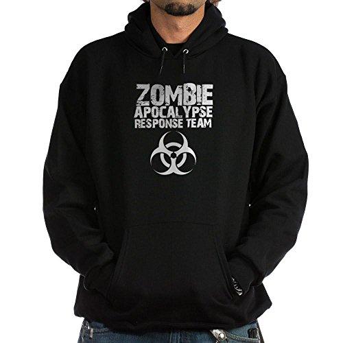 CafePress CDC Zombie Apocalypse Respons Hoodie (Dark) Pullover Hoodie, Classic & Comfortable Hooded Sweatshirt -