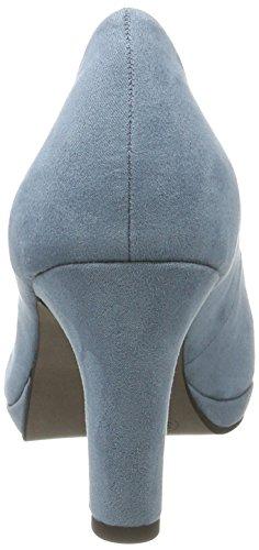 802 denim Con Tacco Blu 22420 Scarpe Tamaris Donna pRqfP0AR