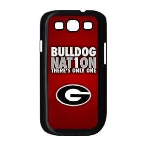ebaykey Custombox NCAA Georgia Bulldogs SAMSUNG GALAXY S3 I9300 Best Durable Plastic Case For Fans