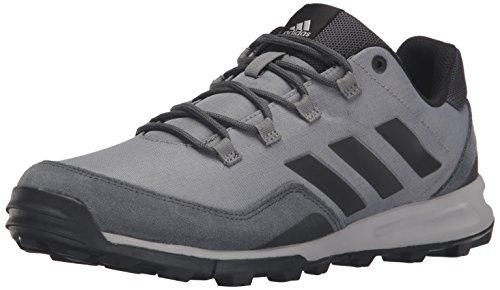 adidas Outdoor Men's Tivid Hiking Shoe, Vista Grey/Black/Dark Grey, 10.5 M US
