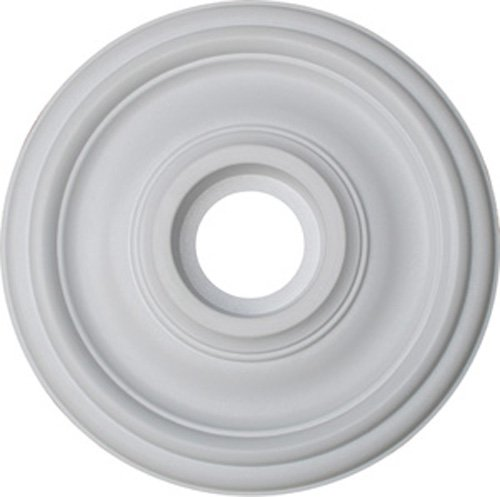 Plano Ceiling Medallion, 18.5