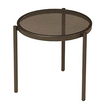 EMU 42 CM DIAMÈTRE DISQUE TABLE DE BAR HÔTEL MOBILIER DE JARDIN ...