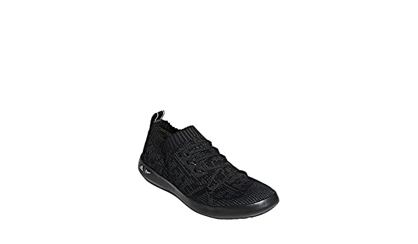 adidas Outdoor Mens Terrex Boat DLX Parley Shoe (9.5 Black