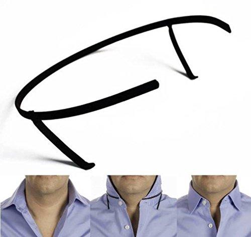 THE ORIGINAL Collar - Placket Stays (SELECT YOUR SHIRT COLLAR SIZE) size 16.5 - Collar Stiff Shirt