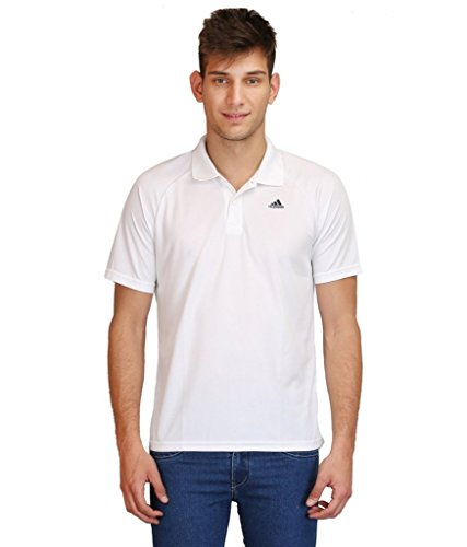 Adidas Men's Plain Polo Neck T-Shirts