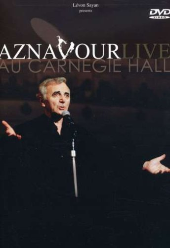Aznavour Live Au Carnegie Hall by EMD (Image #1)