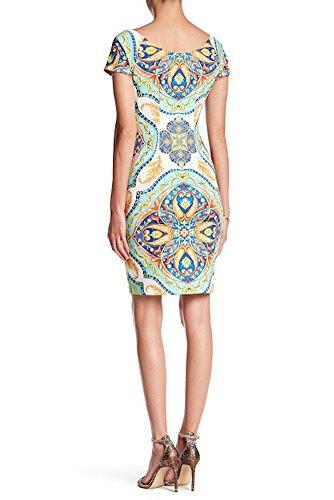 Alexia Sleeve Admor Tile Admor Short Tile Short Alexia 6 Sleeve Dress 6 Dress qzrRWwxdUz