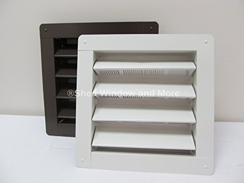 Shed Aluminum Vent