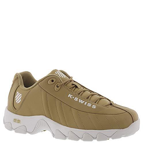 K-Swiss Men's ST329 CMF Sneaker, Starfish/White, 9.5 M ()
