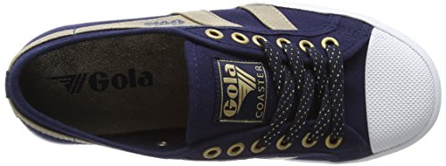 navy Femme Gola Mirror Ey Bleu gold Coaster gold Navy Baskets x0qH4Fvw6q