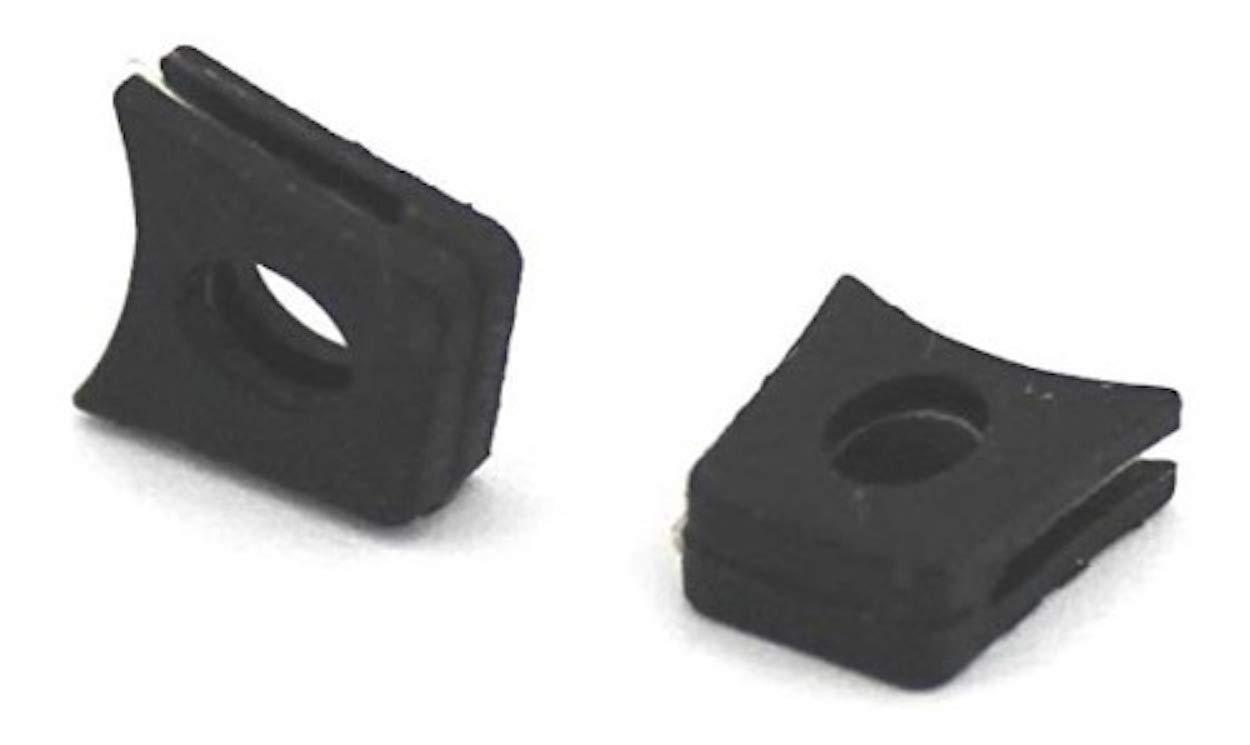 Nose Bridge Flex Coupler for Oakley Juliet X-Metal:Compatible with Many Frames 1 Pair