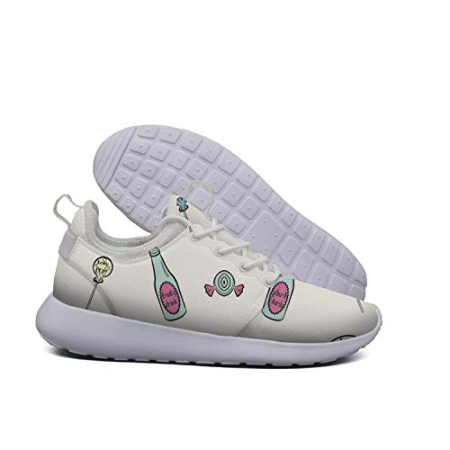 Vasionon Drink Candy ice-Cream cake-01 Classic Print Women's Sports Running Shoes Casual Lightweight Athletic Sneakers