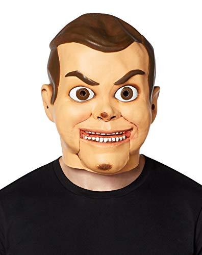 Spirit Halloween Slappy Puppet Mask - Goosebumps