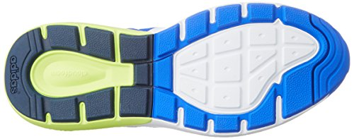 Adidas Blanc Basses Bleu Cloudfoam Flow aq1313 Blanco Baskets Homme rBqZUrWaR