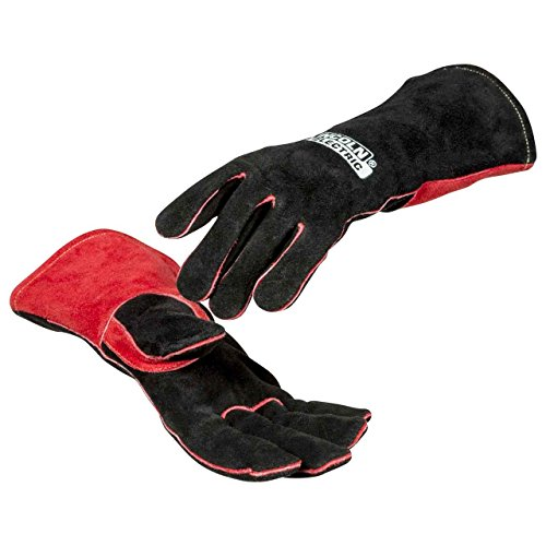 Lincoln Electric K3232-M Jessi Combs Women's MIG/Stick Welding Gloves, (Welding Gloves Purpose)