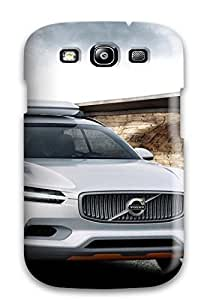 [aTQZKmb3606QuKty]Phone For SamSung Galaxy S5 Case Cover 014 Volvo Xc Coupe Concept Hard
