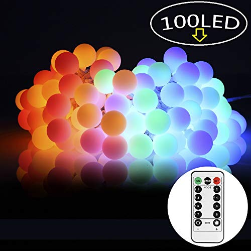 Color Changing Led Christmas Lights Gemmy in US - 6