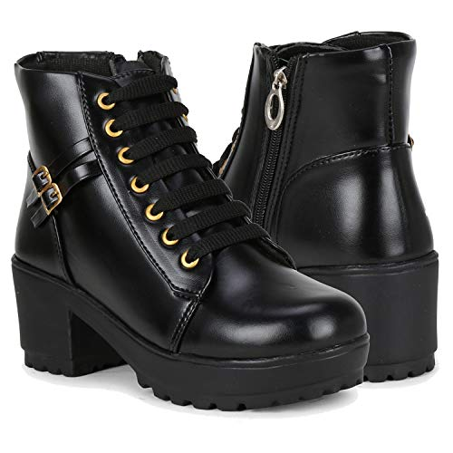 Carrito Women's Combat Boots