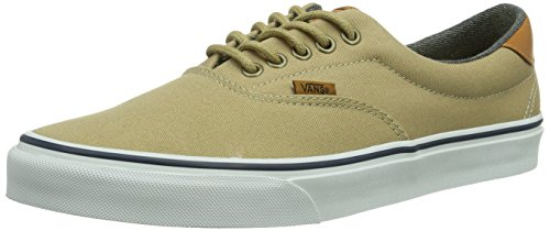 Vans U Era 59 - Zapatillas de tela unisex Khaki/Washed
