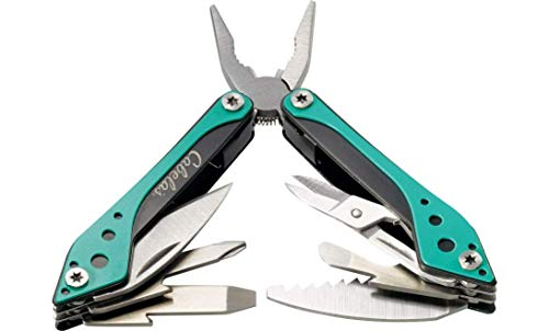 Cabela's Multitool - 8 Tools in 1 (Forest Green), used for sale  Delivered anywhere in USA