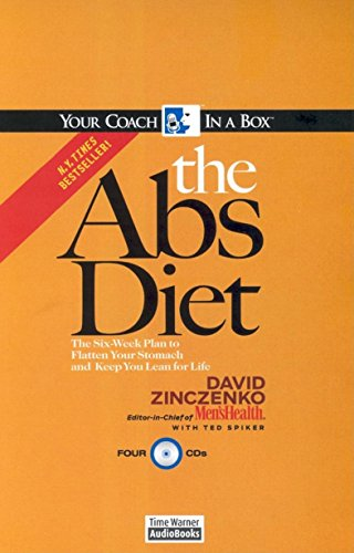 The Abs Diet: The Six-Week Plan to Flatten Your Stomach and Keep You Lean for Life (Coach Series)