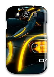 Brand New S3 Defender Case For Galaxy (2010 Tron Legacy 2)