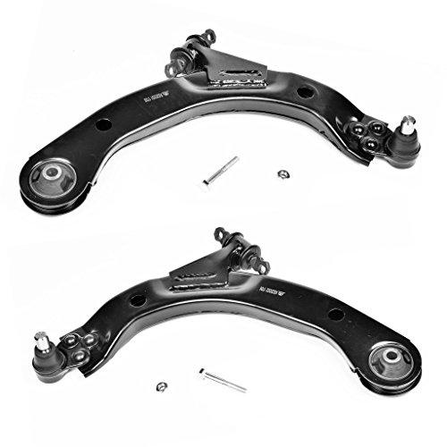 (MECHAPRO K620301+K620302 Set 2PCS Front Lower Control Arm Assembly for Chevrolet Cobalt HHR Pontiac)
