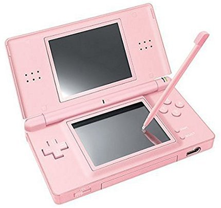 Nintendo DS Lite Coral Pink Factory Recertified