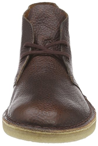 Rust Boot Originals Leather Uomo Desert Clarks Polacchine xqBRagS
