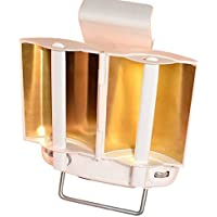 Foldable Copper Parabolic Antenna Range Booster for DJI Phantom 4 Phantom 4 Pro Phantom 3 Pro Advanced Inspire 1 Controller Transmitter Signal Extend