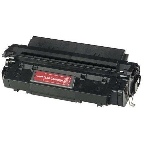 (Remanufactured Canon L50 Toner Cartridge-Black)
