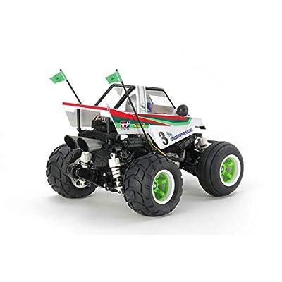 Tamiya 58662 Rc Comical Grasshopper Kit, (WR-02CB): Toys & Games