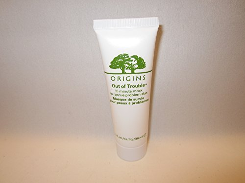 Problem Skin Mask (Origins Out of Trouble 10 minute mask to rescue problem skin - 1.0 ounce)