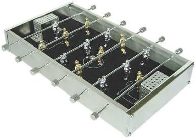 Ruda Ultramar 262 Metal futbolín Juego de escritorio: Amazon.es: Oficina y papelería