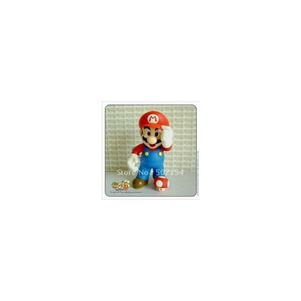mario figure super mario bros figure for nintendo 35cm Toys & Games