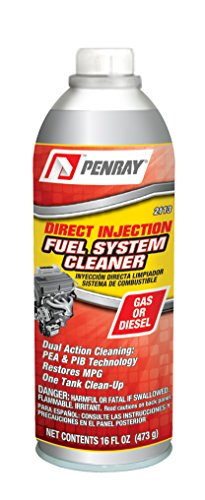 Penray 2113 Direct Injection Fuel System Cleaner - 16-Ounce Aerosol Can